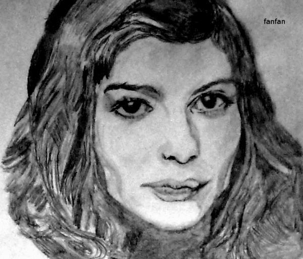 Audrey Tautou by fanfan